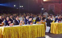 Các đồng chí lãnh đạo Trung ương và thành phố Hà Nội dự lễ kỷ niệm