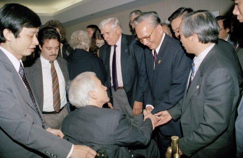 Kỷ niệm 100 năm Ngày sinh đồng chí Lê Đức Anh, Chủ tịch nước Cộng hòa xã hội chủ nghĩa Việt Nam (01/12/1920 - 01/12/2020): Nhà chính trị tầm cỡ, nhà quân sự lớn của Đảng ta, Nhà nước ta, của nhân dân ta, của cách mạng Việt Nam
