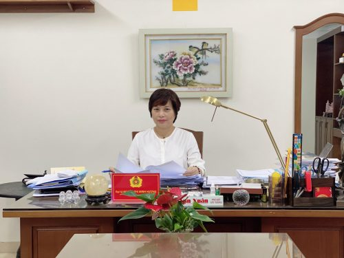 dai ta Minh Huong