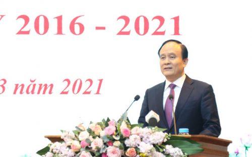 Chủ tịch Ủy ban Bầu cử thành phố Hà Nội Nguyễn Ngọc Tuấn