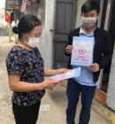 Công nhân được tuyên truyền các biện pháp phòng chống dịch